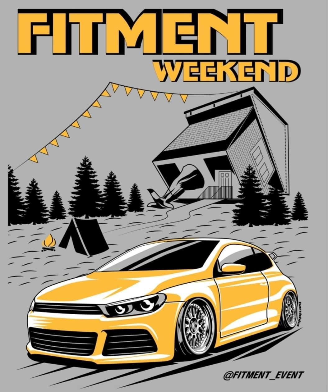 Москва: Fitment Weekend / 10 октября 2020